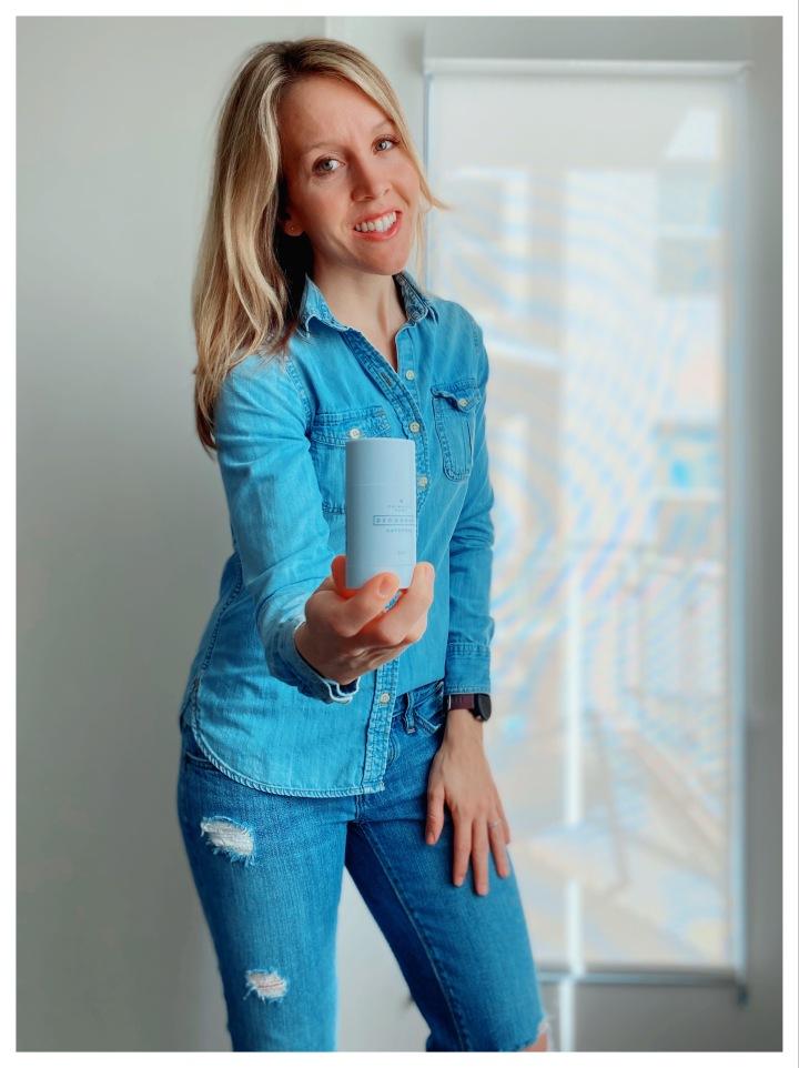 Non-Toxic Personal Care:Deodorant